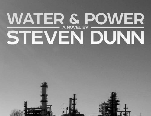 "SPD Bestseller! Steven Dunn's ""water & power"""